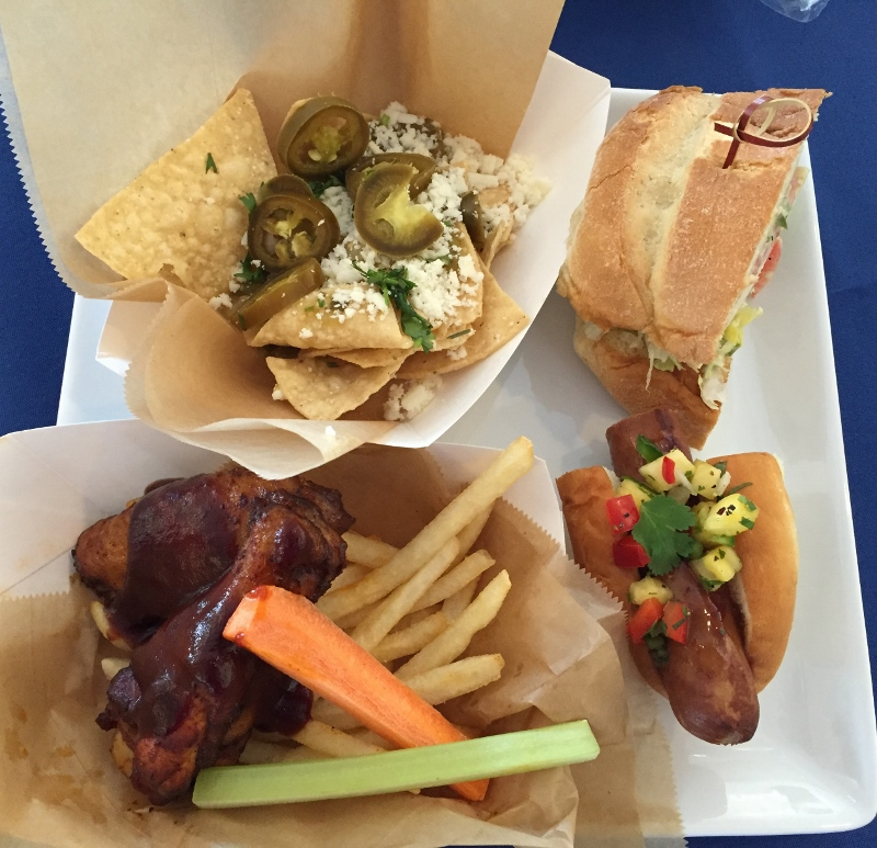 New food will be offered at Dodger Stadium in 2016. Photo: Stacie Wheeler