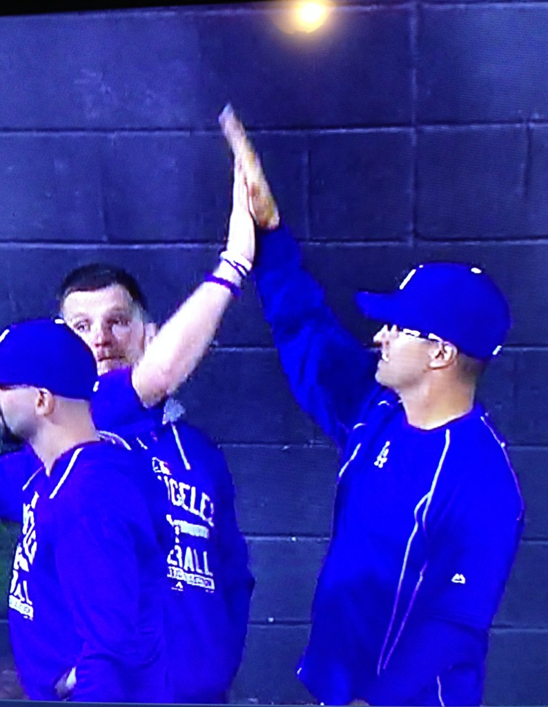 Bullpen High-Fives June 1, 2015